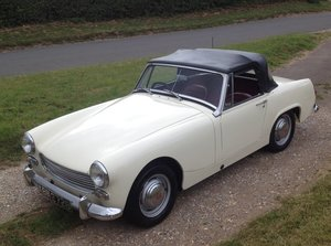 Picture of 1964 Austin-Healey Sprite For Sale by Auction