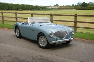 Austin Healey 100/4 BN1 totally restored
