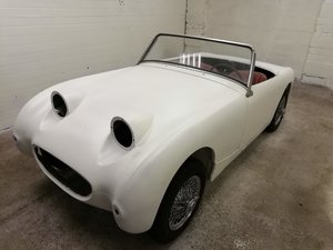 Picture of 1959 FROGEYE SPRITE FOR VERY EASY RESTORATION, SHELL VERY G