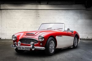 Picture of 1958 Austin Healey BN6 100/6