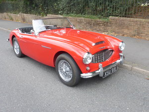 Picture of 1959 Austin Healey 3000 Mk1 BT7