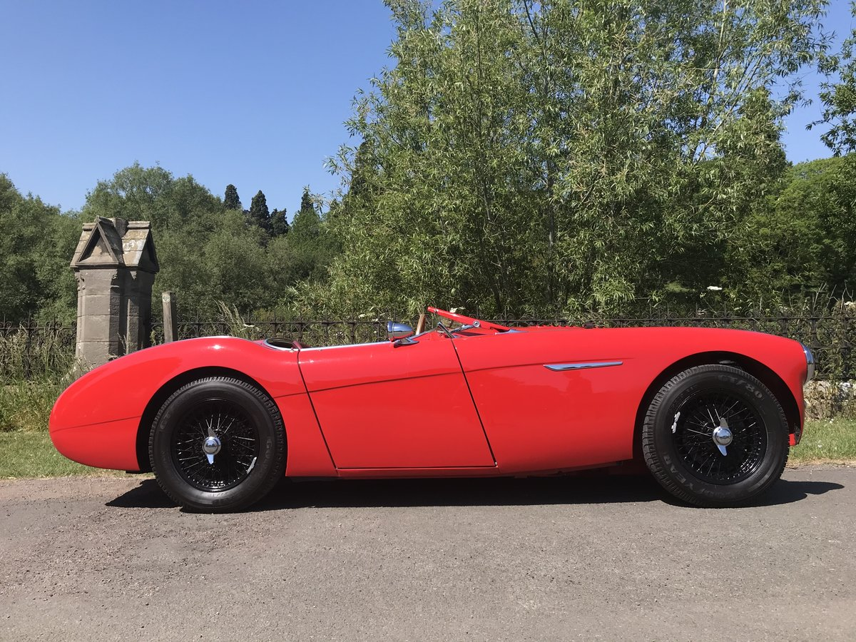 1956 Austin Healey 100-4 BN2 - M Spec For Sale (picture 3 of 6)