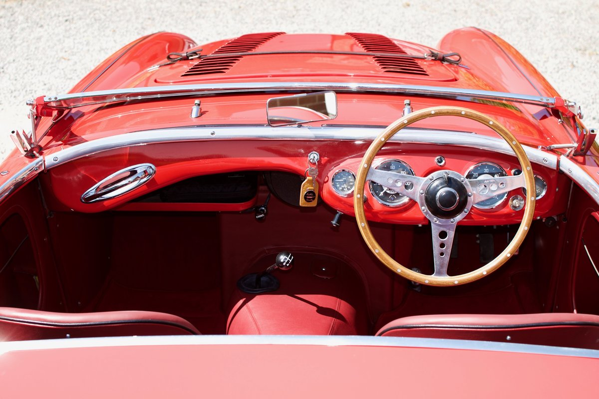 1956 Austin Healey 100-4 BN2 - M Spec For Sale (picture 4 of 6)