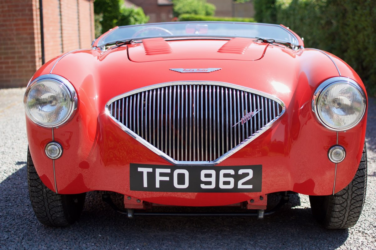 1956 Austin Healey 100-4 BN2 - M Spec For Sale (picture 2 of 6)