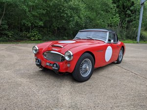Picture of 1957 Austin Healey Works Evocation - Price reduced!