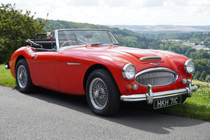Picture of 1965 Austin Healey 3000 Mk 3 BJ8 phase 2