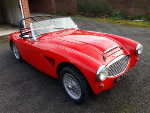 Picture of 1959 Gorgeous Austin Healey 100/6