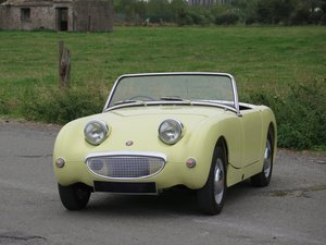 Picture of 1960 Austin Healey Frogeye Sprite restored
