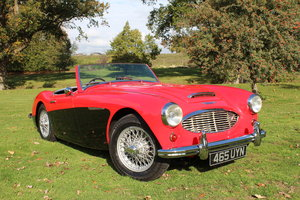 Picture of 1958 Austin Healey 100/6 3000 Rare 2 seater For Sale
