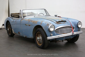 Picture of 1963 Austin-Healey 3000 Convertible Sports Car