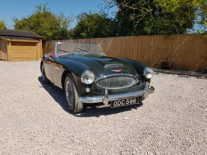 Picture of 1961 Austin Healey 3000 MkII | Original RHD, 2,200 Miles For Sale