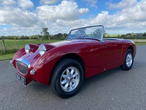 Picture of 1961 Austin Healey Frogeye Sprite MK I. An original UK RHD M SOLD