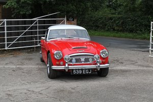 Picture of 1962 Austin Healey 3000 MkIIA, Racing History For Sale