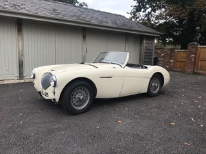 Picture of 1956 Austin Healey 100/4 BN2