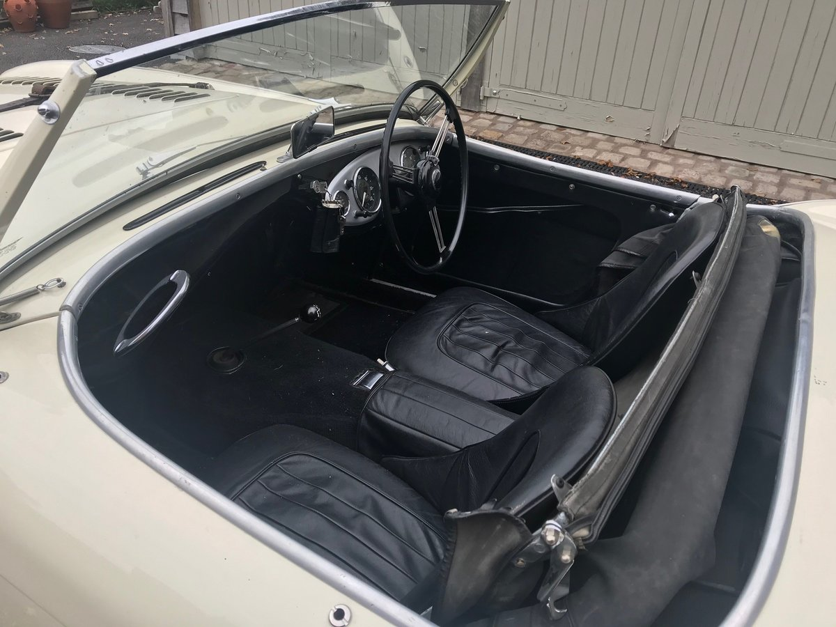 1956 Austin Healey 100/4 BN2 For Sale (picture 6 of 6)