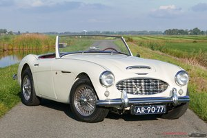 Picture of 1959 Austin Healey 100-6 with Matching numbers For Sale
