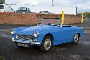 Picture of 1962 AUSTIN HEALEY SPRITE - RARE MODEL, PROPER SPORTS CAR! SOLD