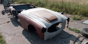 Picture of 1966 Austin Healey 3000 BJ8 parts car For Restoration US Import SOLD