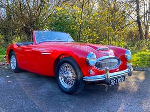 Picture of 1962 Austin Healey 3000 MKII For Sale For Sale