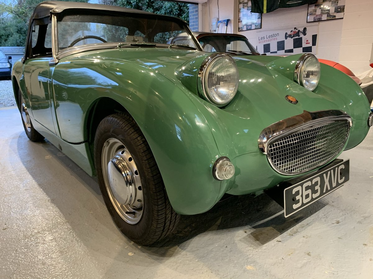 Picture of Mike Authers Classics offers this 1958 Austin Healey Sprite For Sale