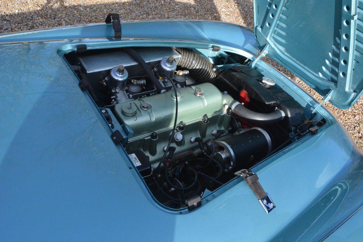 1956 Immaculate Austin Healey 100 Race Car For Sale (picture 5 of 6)