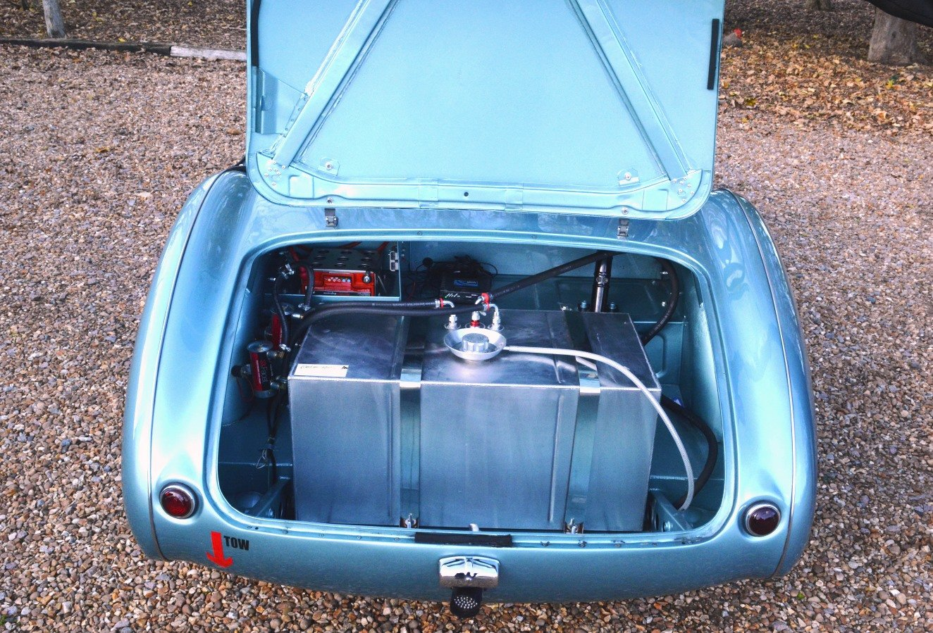 1956 Immaculate Austin Healey 100 Race Car For Sale (picture 6 of 6)