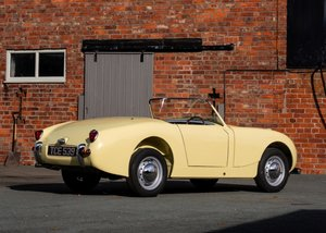 Picture of 1958 Austin Healey Frogeye Sprite Mk. I