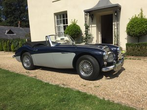Picture of 1965 Austin Healey 3000 BJ8 Series 3  LHD