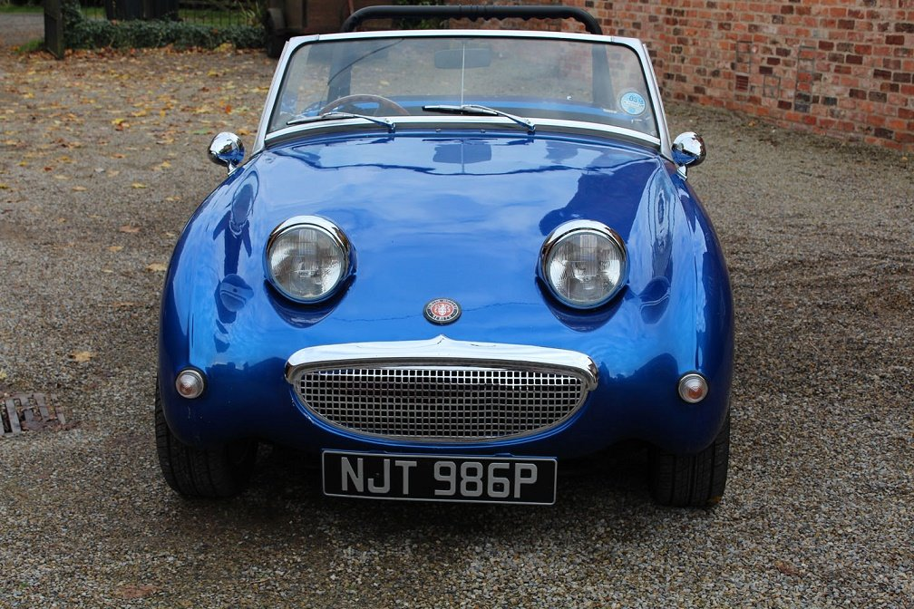 1976 Austin Healey Sprite Hire | Hire a Frogeye Sprite (replica) For Hire (picture 3 of 4)