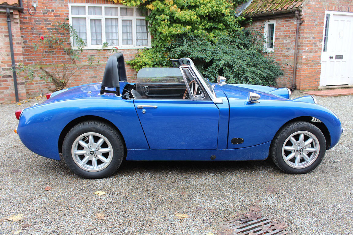 1976 Austin Healey Sprite Hire | Hire a Frogeye Sprite (replica) For Hire (picture 4 of 4)