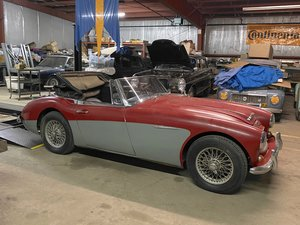 Picture of 1965 Austin Healey BJ8