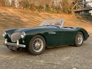 Picture of 1955 Austin Healey 100-4 BN1 Factory Right Hand Drive Survivor SOLD
