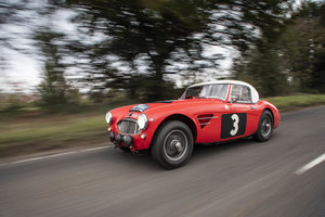 1961 AUSTIN-HEALEY 3000 MK I EX-PETER RILEY / TONY AMBROSE '