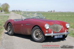 Picture of 1955 Austin Healey 100 BN1 in absolutely original condition! For Sale