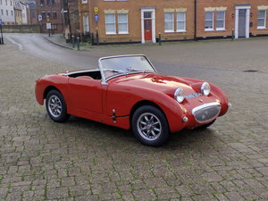 Picture of 1959 Austin Healey Frogeye Sprite Mk 1 - Excellent