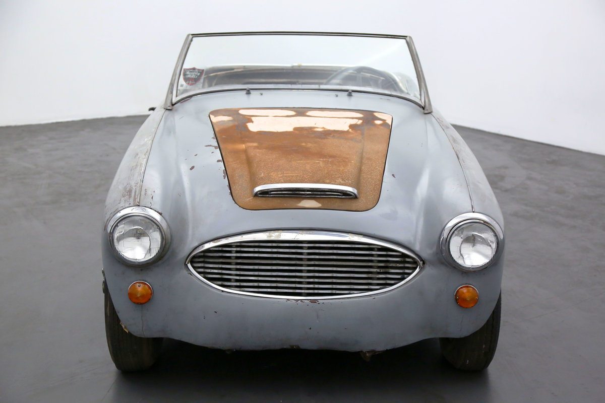 1959 Austin-Healey 100-6 BN6 Convertible Sports Car For Sale (picture 2 of 7)