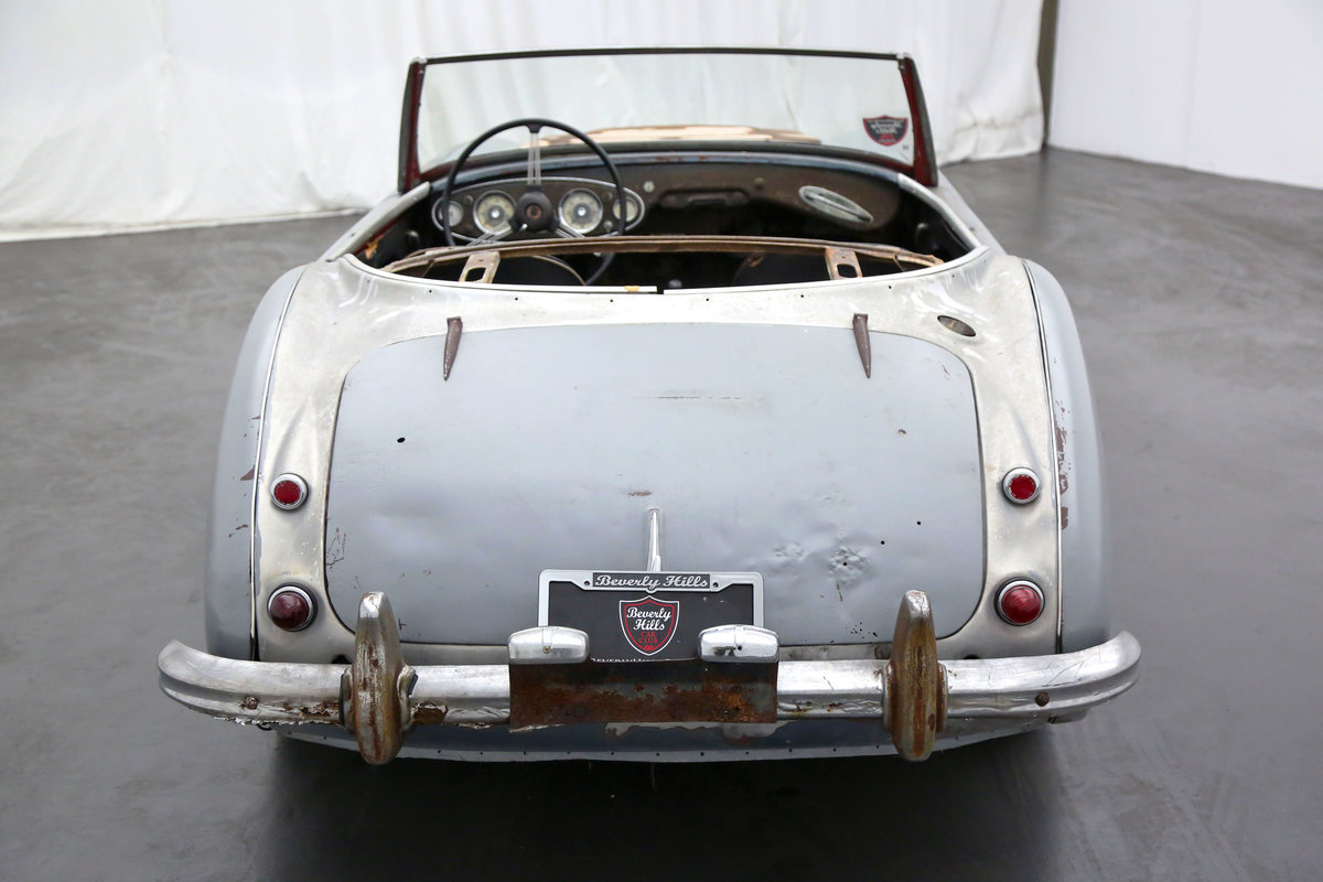 1959 Austin-Healey 100-6 BN6 Convertible Sports Car For Sale (picture 3 of 7)