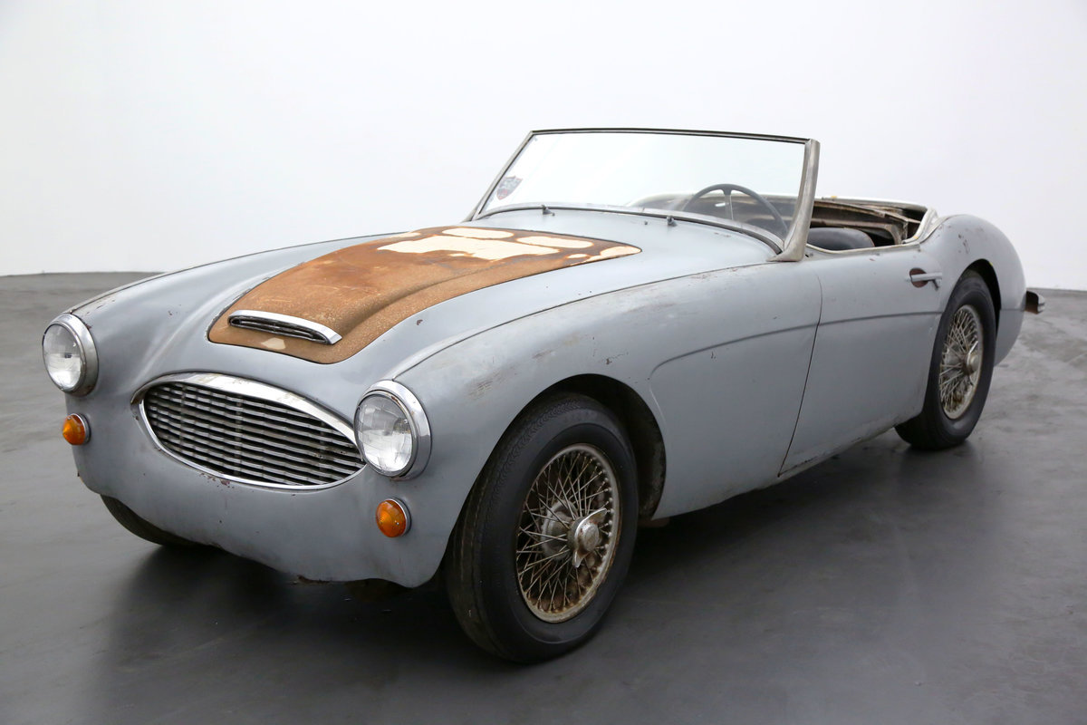 1959 Austin-Healey 100-6 BN6 Convertible Sports Car For Sale (picture 4 of 7)