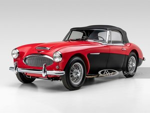 Picture of 1963 Austin-Healey 3000 Mk II BJ7  For Sale by Auction