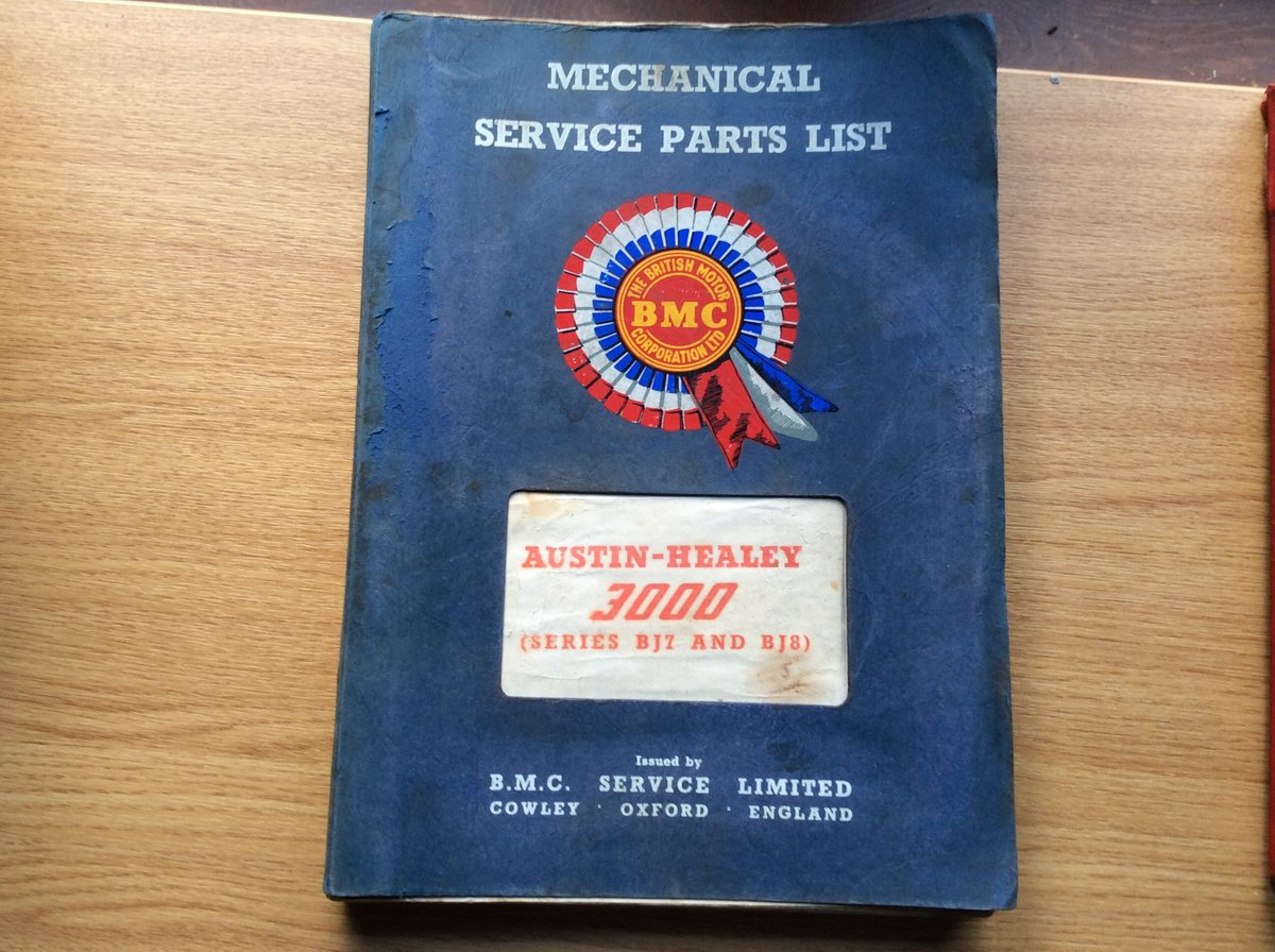 Various Manuals for MK1 /MK11/MK111 For Sale (picture 2 of 12)