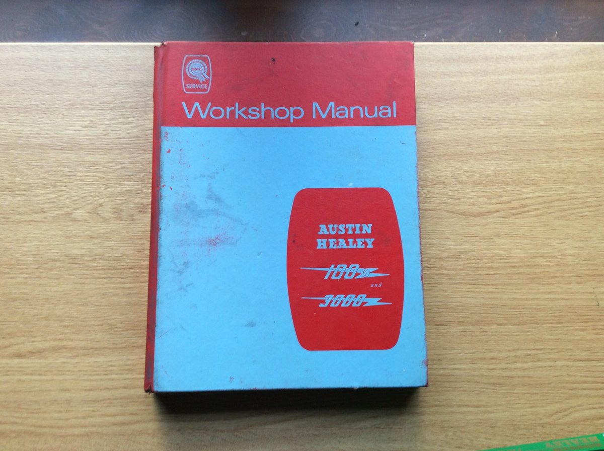 Various Manuals for MK1 /MK11/MK111 For Sale (picture 4 of 12)