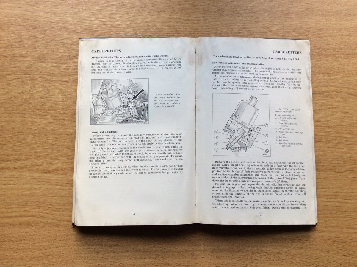 Various Manuals for MK1 /MK11/MK111 For Sale (picture 8 of 12)