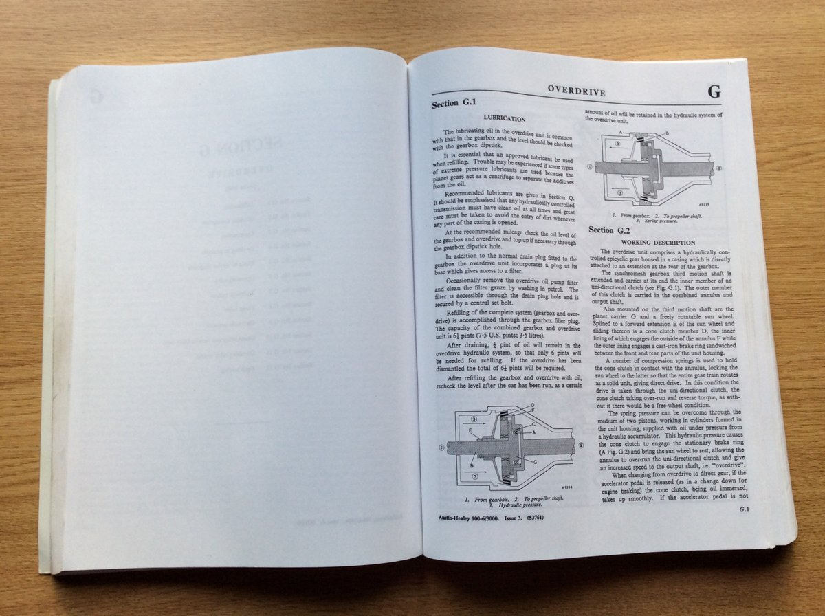 Various Manuals for MK1 /MK11/MK111 For Sale (picture 12 of 12)