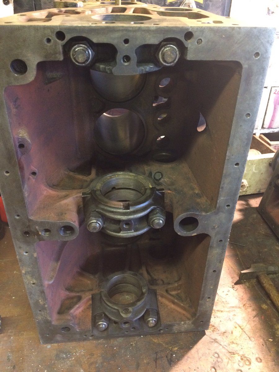 1953 Austin Healey 100 Engine Block For Sale (picture 1 of 5)