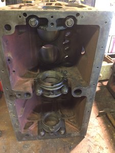 1953 Austin Healey 100 Engine Block