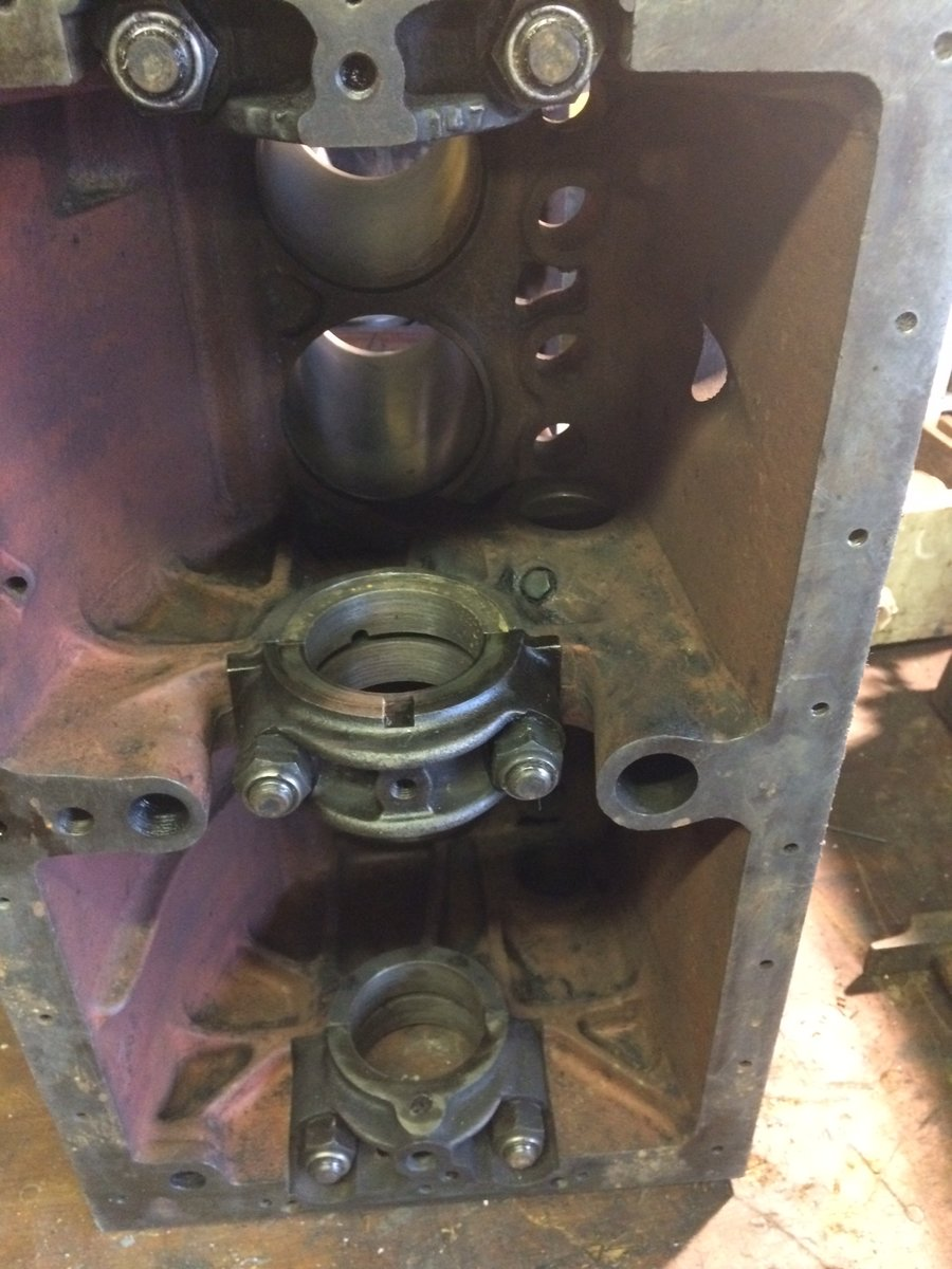 1953 Austin Healey 100 Engine Block For Sale (picture 2 of 5)
