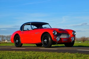 Picture of 1961 Austin Healey 3000 MK1 Rally 4 seater (BT7) For Sale