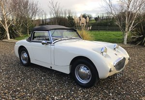 Picture of 1960 AUSTIN HEALEY FROGEYE SPRITE IN SUPERB ORDER - MAY PX For Sale