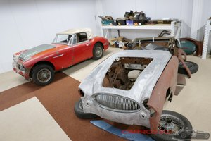 Picture of 1965 Austin-Healey 3000 MKIII 2x For restoration! For Sale
