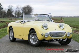 Picture of 1959 Austin Healey Sprite Mk1 Frogeye in good driving condition For Sale